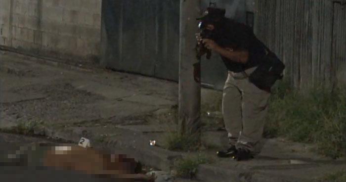 Matan a golpes a un hombre sobre la avenida Independencia de San Salvador
