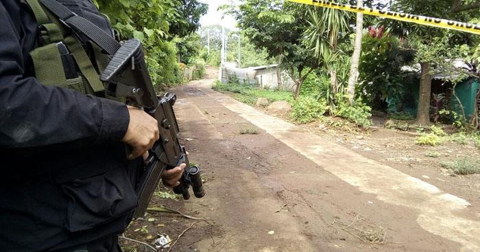 Asesinan al propietario de una chatarrera en San Juan Opico, La Libertad