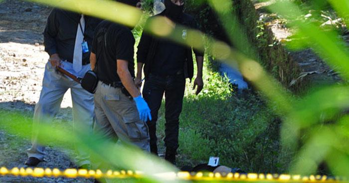 Adolescente embarazada y su pareja fueron asesinados en colonia de Ciudad Delgado