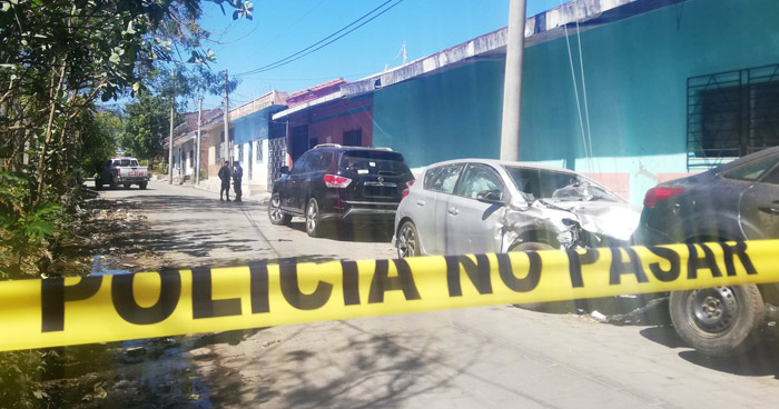 Asesinan a maestro en Barrio Concepción de San Miguel