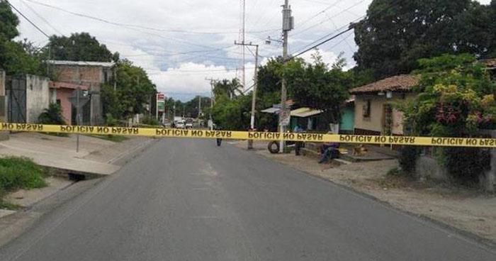 Asesinan a exmiembro de la Fuerza Armada en Cuisnahuat, Sonsonate