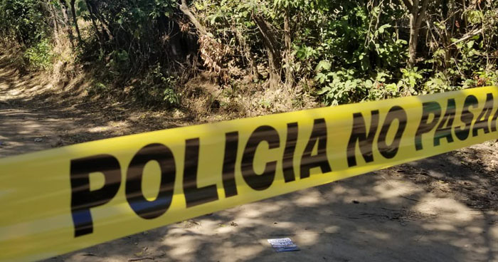 Pandillero lesionado tras intercambio de disparos en Cuscatlán