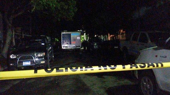 asesinato de un pandillero al interior de una vivienda en Apopa