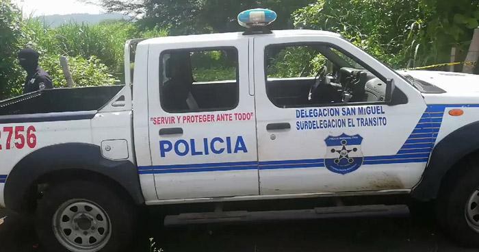 Encuentran cadáver al interior de un cañal en El Tránsito, San Miguel
