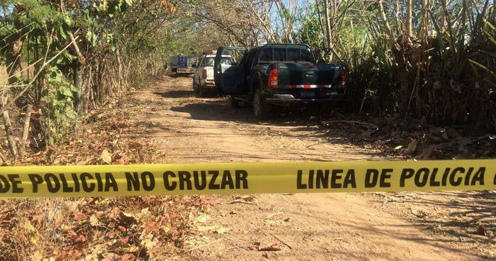 Asesinan a un hombre en colonia Santa Bárbara de Guazapa