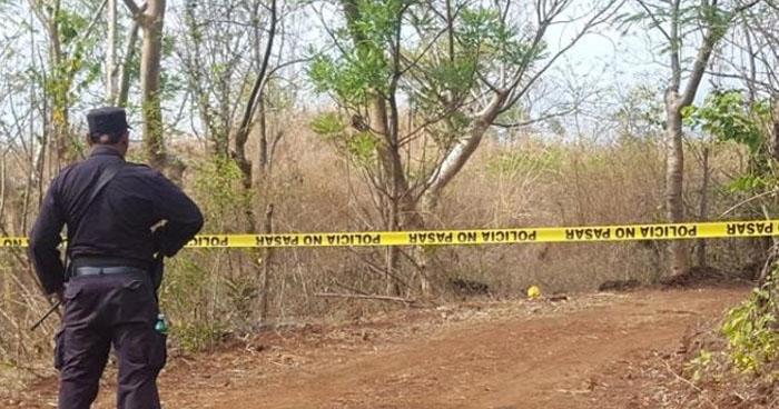 Asesinan brutalmente a un hombre en San Luis La Reina, San Miguel