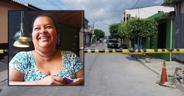 Piden justicia por asesinato de maestra en Cojutepeque, Cuscatlán