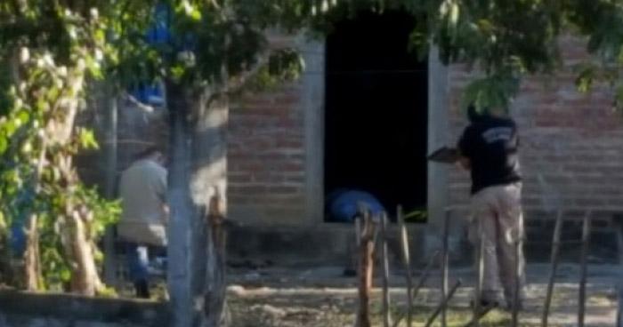 Asesinan a un hombre al interior de su vivienda en Corinto, Morazán