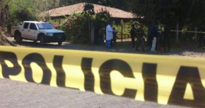 Anciana fue agredida sexualmente y asesinada en un callejón en San Miguel