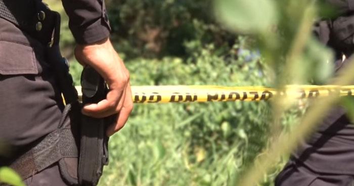 Encuentran cadáver de un hombre en cañales de San Julián, Sonsonate