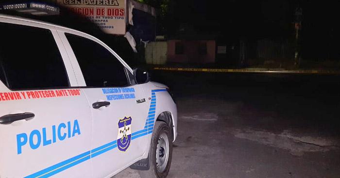 Asesinan a motorista de microbús privado en Tonacatepeque