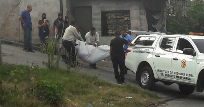 Pandilleros matan a propietario de un taller por no pagar extorsión