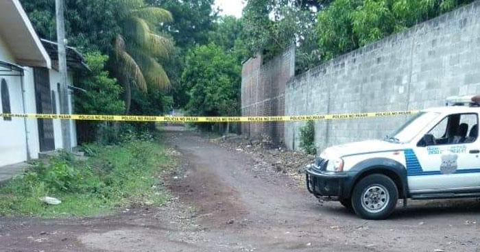 Asesinan a un menor de edad en colonia de El Tránsito, en San Miguel