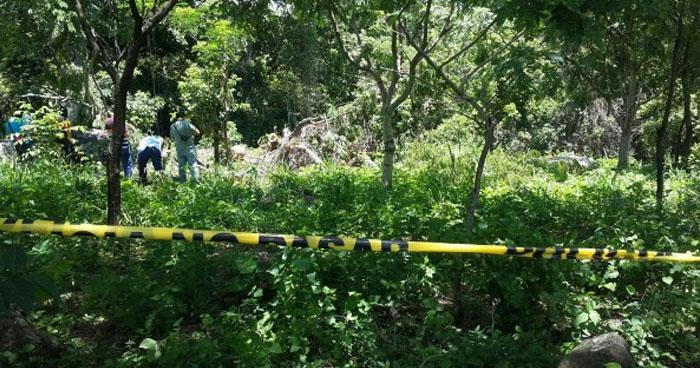 Anciano fue asesinado a machetazos al interior de una finca en Santa Ana