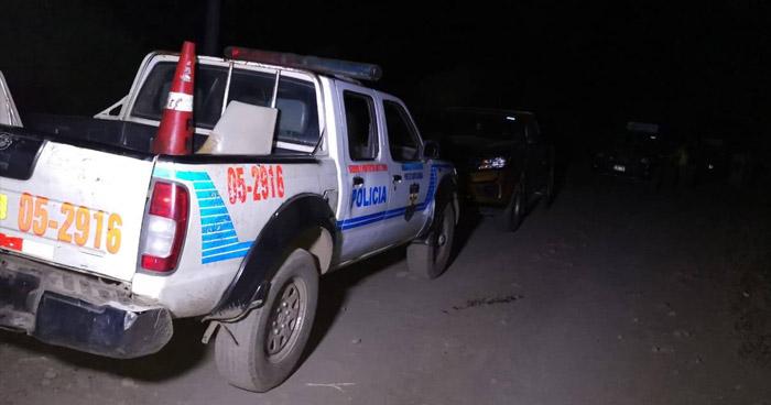 Asesinan a un hombre en Santa María, Usulután