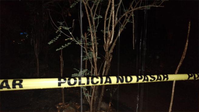 Delincuentes matan a un carpintero en Delicias de Concepción, Morazán