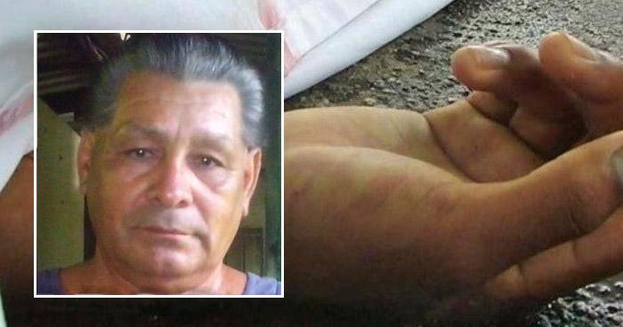 Este es el hombre que asesinó a su expareja en Sonsonate por negarse a regresar con él