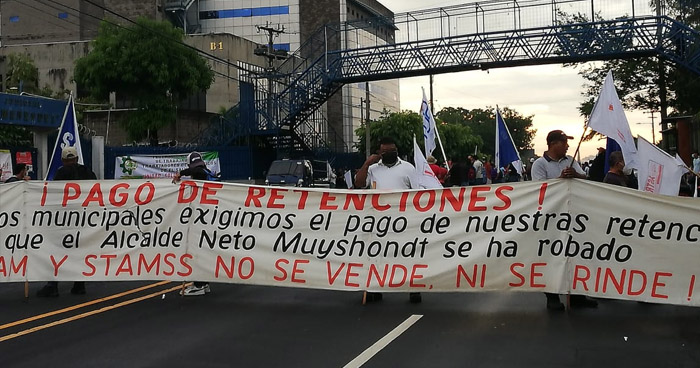 ASTRAM pide cárcel definitiva contra el exalcalde Ernesto Muyshondt