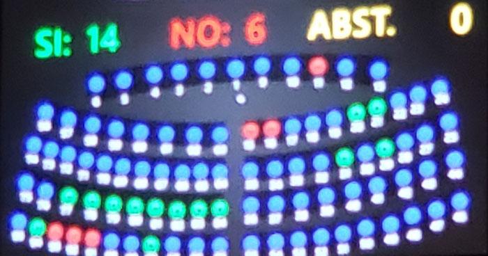 GANA no logra votos para decretar asueto nacional el 1 de junio por traspaso de mando