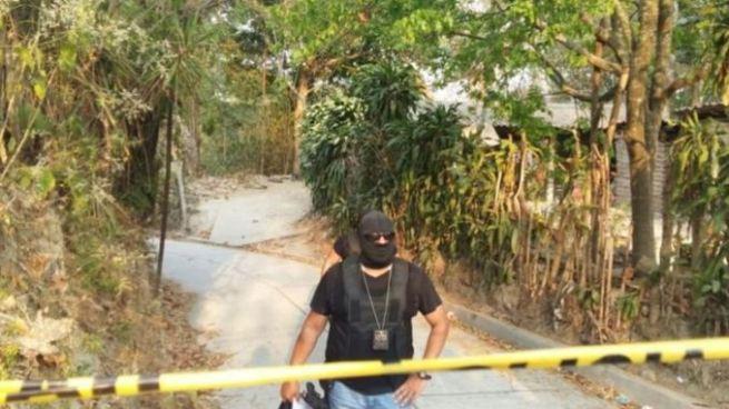 Atacan a balazos a pandillero frente a su compañera de vida en Jiquilisco, Usulután
