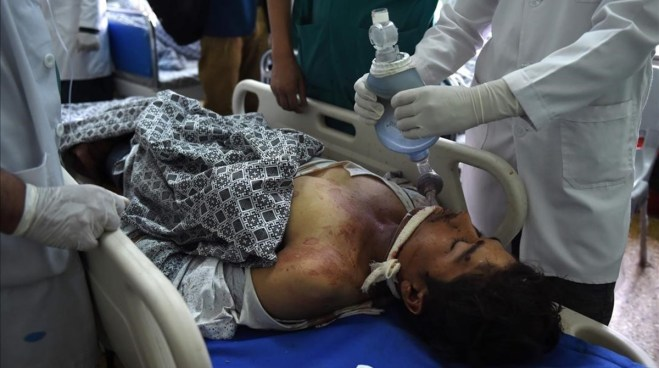Grupo terrorista del Estado Islámico atacó a Convoy de la OTAN en Kabul