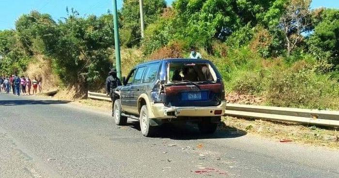 Hombre herido tras ataque armado en Ahuachapán