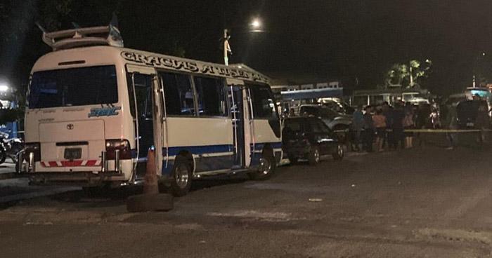 Asesinan a estudiante de bachillerato al interior de Ruta 38-C en Apopa