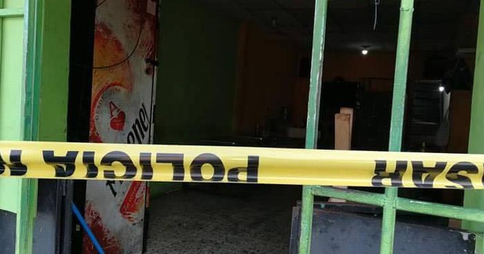 Un joven lesionado tras ataque armado en cervecería de San Miguel