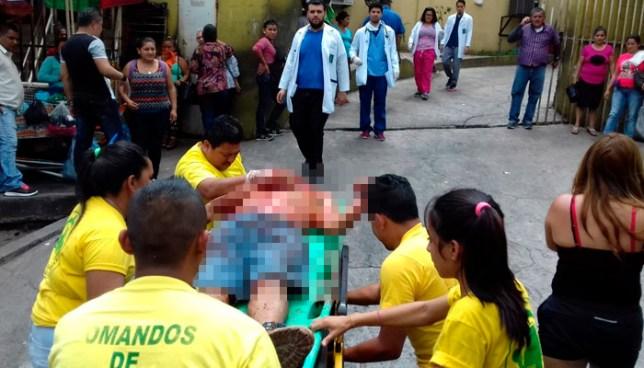 Un muerto y un lesionado tras ataque armado cerca del mercado La Tiendona de San Salvador