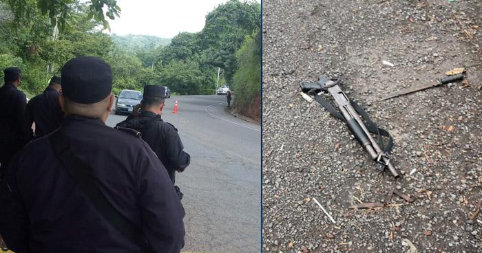 Identifican a pandillero que murió en punto de asalto en San Vicente