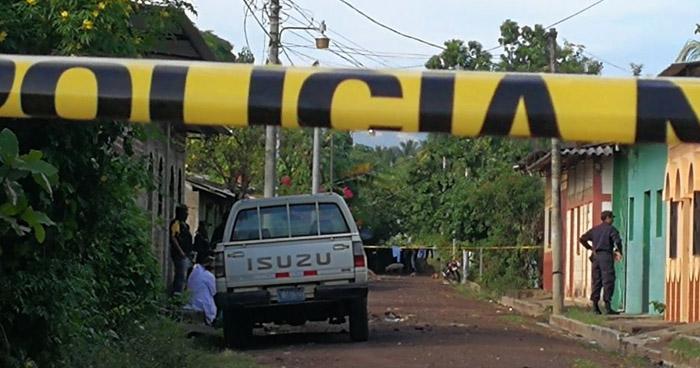 Un muerto y un herido tras ataque armado en Atiquizaya, Ahuachapán