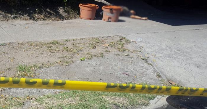 Pandillero asesinado y tres más lesionados tras ataque en Bulevar Constitución
