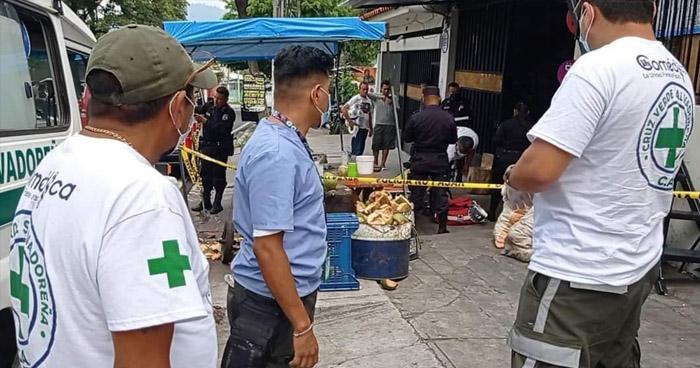 Ataque armado deja un lesionado en San Salvador