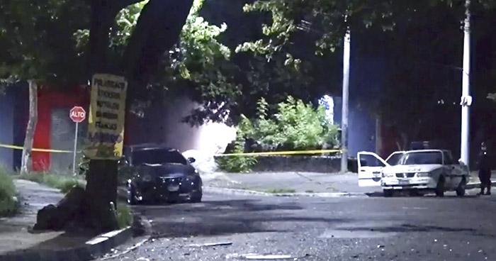 Un herido tras ataque armado en colonia Centroamérica de San Salvador