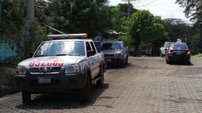 Agente de la PNC ilesto luego de ser atacado a balazos por pandilleros en Usulután