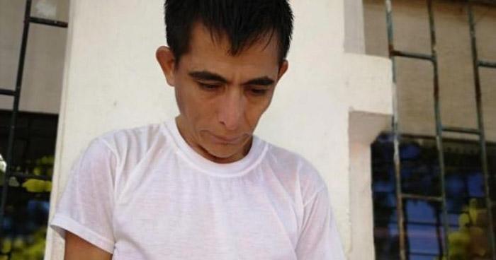 Atacó con un machete a varias personas en San Miguel