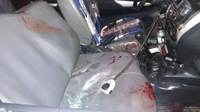Pandilleros atacan a patrulla en Ilobasco y deja 2 policias lesionados