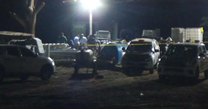 Vigilante y pandillero muertos en intercambio de disparos tras frustrar asalto en el Puerto de La Libertad