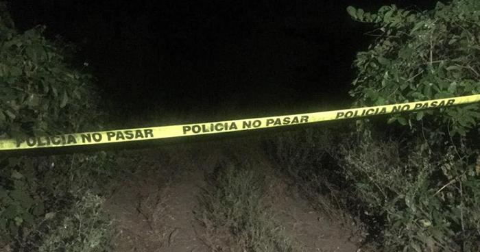 Un muerto y dos lesionados tras balacera en Polorós, La Unión