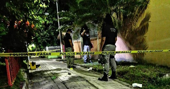 Un herido de bala tras ataque armado en colonia de Soyapango