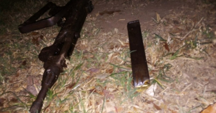 Delincuente muerto tras asalto a mano armada en Nahuizalco, Sonsonate