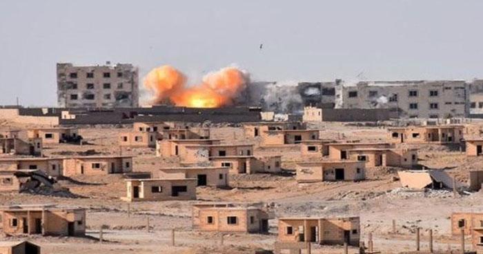 Al menos 16 civiles muertos tras bombardeo de la coalición encabezada por EE.UU. en Siria