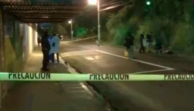 Un muerto y tres personas lesionadas luego de un tiroteo en colonia de Soyapango