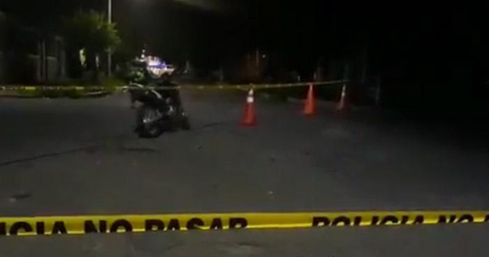 Herido de bala tras ataque en Avenida Cuscatlán de San Salvador