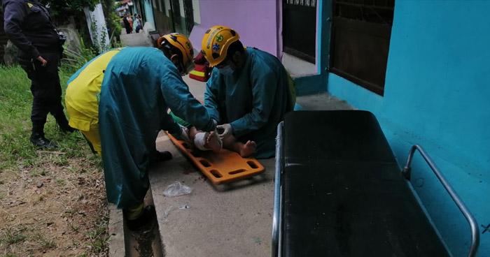 Asesinado por pandilleros frente a su vivienda en Valle Verde I, Apopa