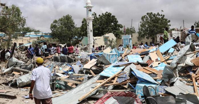 Al menos 62 muertos dejaron ataques aéreos en Somalia