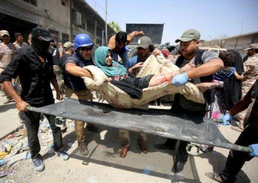 Doce muertos en un atentado suicida en Mosul