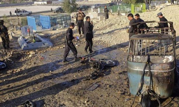 Al menos 18 muertos y 13 heridos tras un atentado suicida en un funeral en Afganistán
