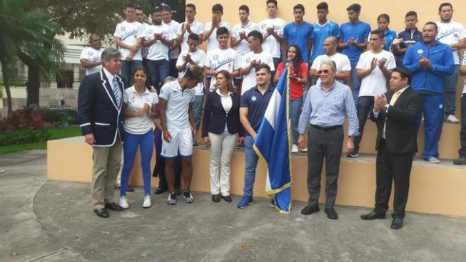 El Salvador listo para participar en los Juegos Bolivarianos de Santa Marta 2017