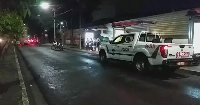 Conductor huye tras atropellar a un hombre en San Salvador